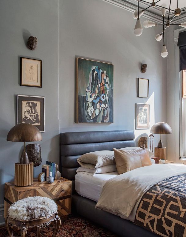 233 Best ART IN BEDROOMS Images On Pinterest | Home Ideas, Living Room And  Master Bedrooms