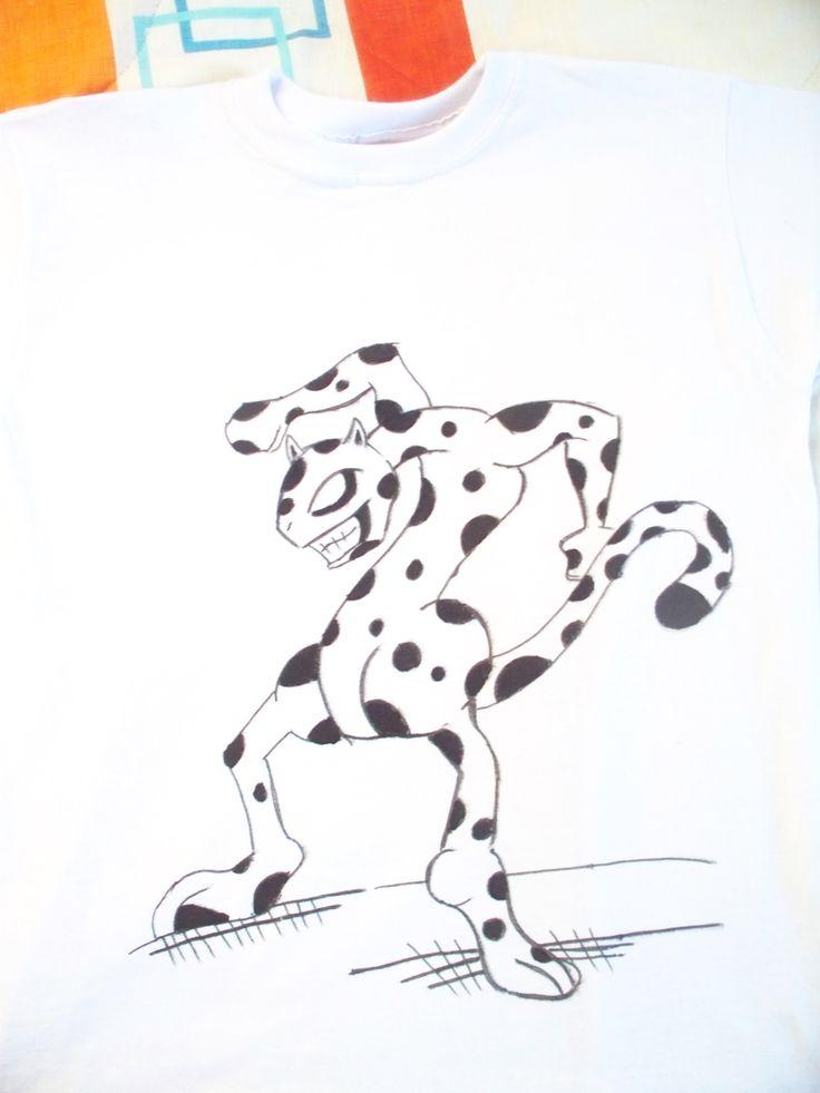 Mis primeras camisetas.