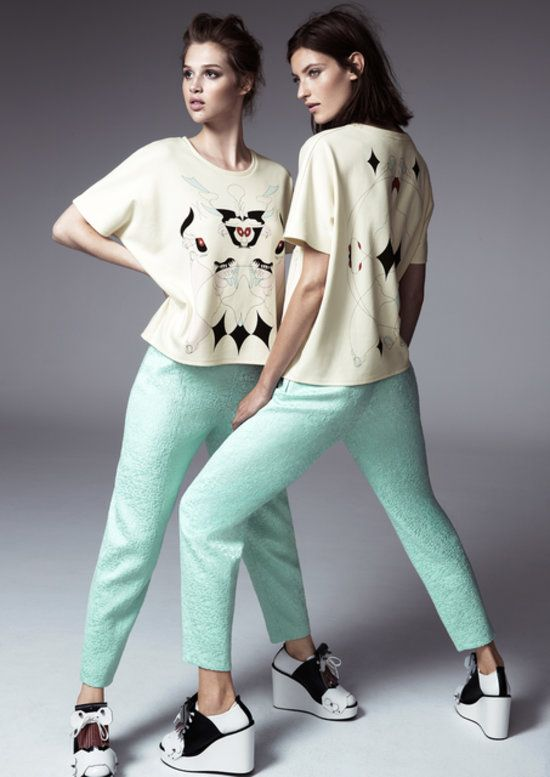 Minju Kim's H&M Collaboration Hits Stores Today!