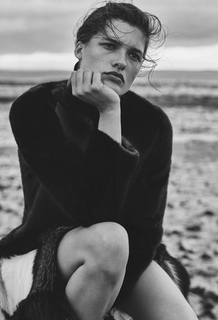 Julia Van Os by Emma Tempest for Heroine Magazine Fall Winter 2015