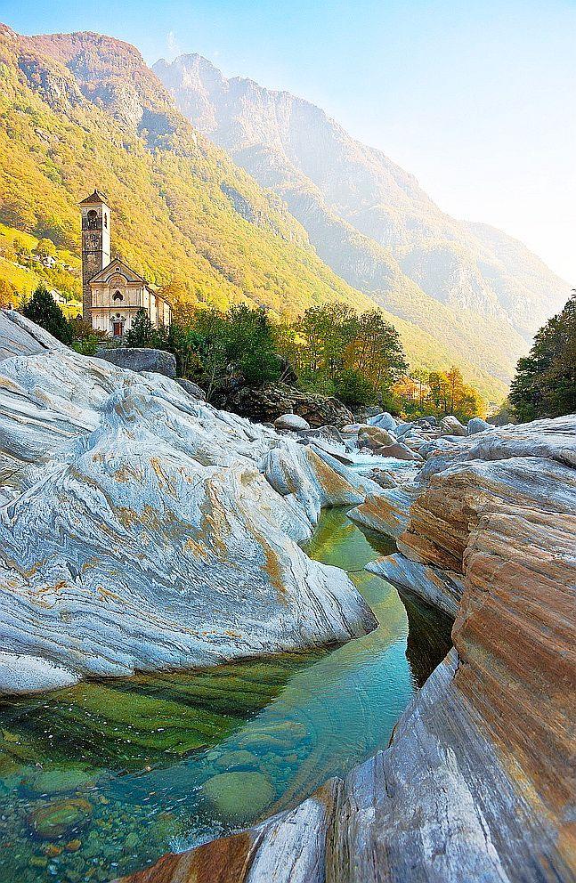 Lavertezzo Ticino - Switzerland                                                                                                                                                                                 More