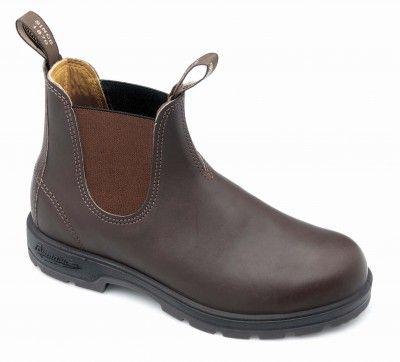 Blundstone 550 Classic Dealer Boot - Walnut Brown