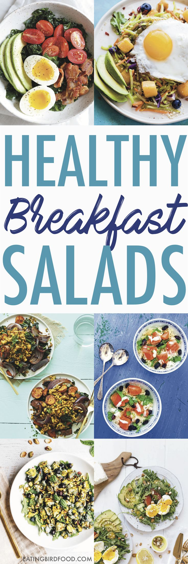 Breakfast Salads You'll Crave