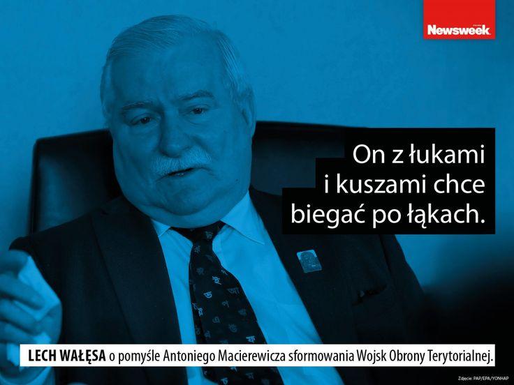 Lech Wałęsa cytaty tygodnia
