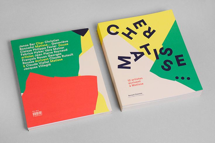 Cher Matisse… on Behance