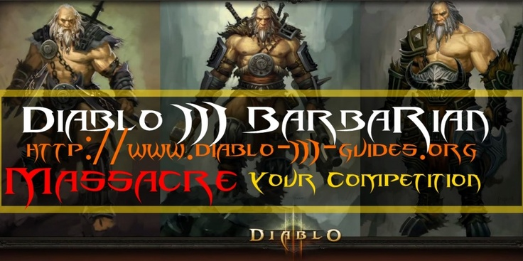 Diablo 3 barbarian builds – Simple tips to get the max of your Diablo 3 Barbarian    Diablo 3 barbarian builds are a lot different from the barbarian builds from the previous diablo games. The system is entirely new and the Diablo 3 barbarian has new abilities with great destruction power and brutality.  Using Fury as its resource, this class is capable of fighting against large number of enemies. To enjoy this class you need to really enjoy the face to face style of combat, smashing your…