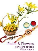 Rakhi Flowers http://www.lovenwishes.com/rakhiflower.htm