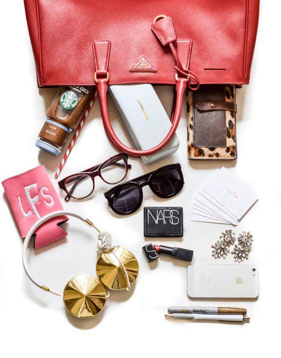 Prada Handbag and more ;)