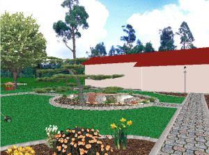 Projekt wstępny wykonywany jest wówczas, gdy poznam upodobania oraz zamierzony styl terenów zielonych, ogrodu. Tereny zielone to nie tylko dobrze ułożony trawnik i modne obecnie tuje obsadzone na obrzeżach. Już po pierwszej wizycie i ustaleniu zasad aranżacji ogrodu można wykonać projekt wstępny, który jest pierwszą ( w praktyce nie jedyną) koncepcją zagospodarowania terenu.