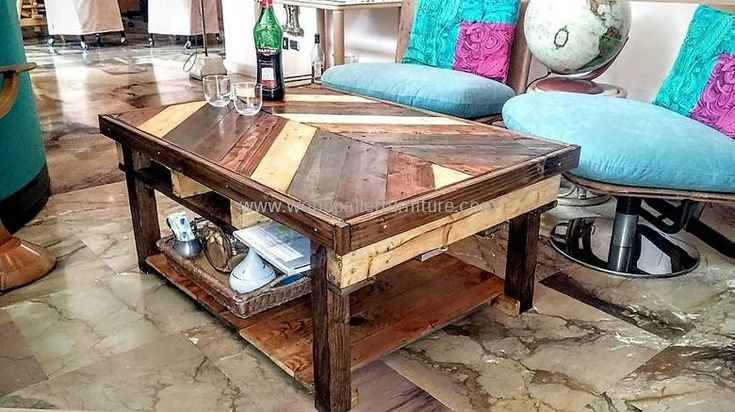 pallet-chevron-coffee-table