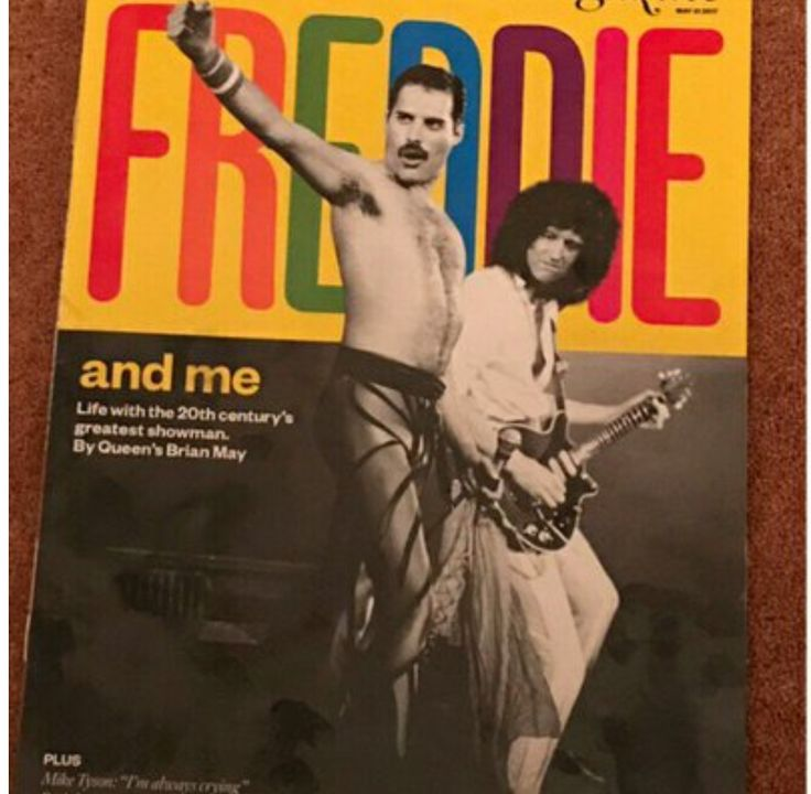 Freddie mercury quotes show must go on