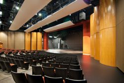 Michigan's Berman Center Gets The Renkus-Heinz Treatment - Pro Sound Web