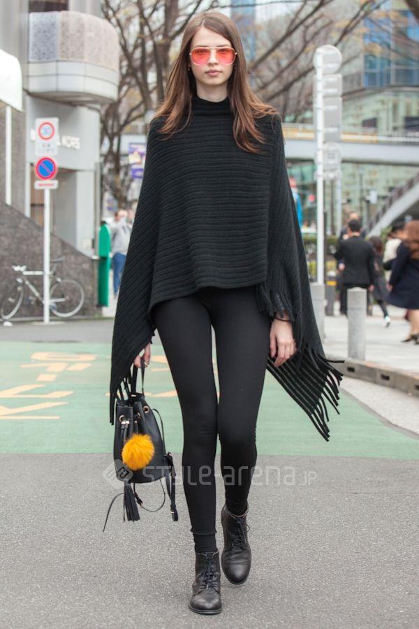 Kat Rさん | F&F H&M SELECTED Ann CHRISTINE  FOREVER 21 | 2017年 5月 第1週 | 表参道 | 東京ストリートスタイル | 東京のストリートファッション最新情報 | スタイルアリーナ
