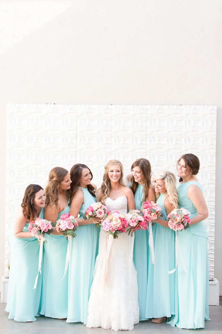 25 cute teal wedding dresses ideas on pinterest turquoise bright and colorful soho 63 wedding aqua bridesmaid dressesblue ombrellifo Images