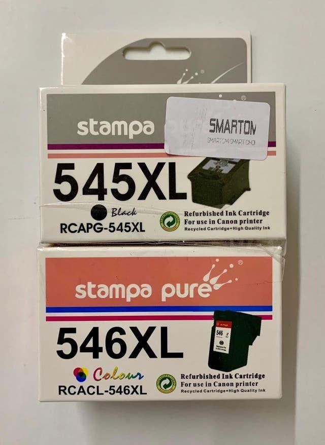 Cartuchos De Tinta Impresoras Canon Pixma Series De Segunda Mano
