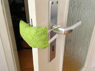 Türstopper Kindersicherung