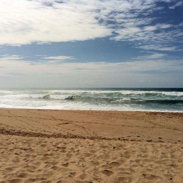 Jongensfontein beach - my childhood holidays