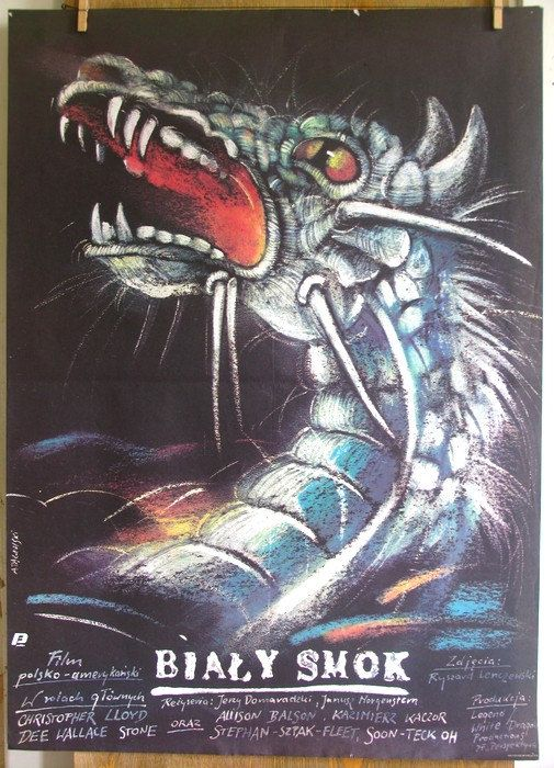 Legend of the White Horse. Polish  American 1987s by artwardrobe, $29.99