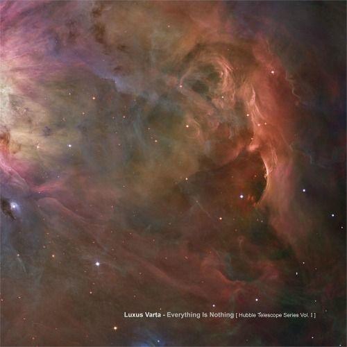 """La nuova serie di 12"""" della Solar One Music è dedicata al telescopio spaziale Hubble, capace di scattare immagini ad alta risoluzione."""