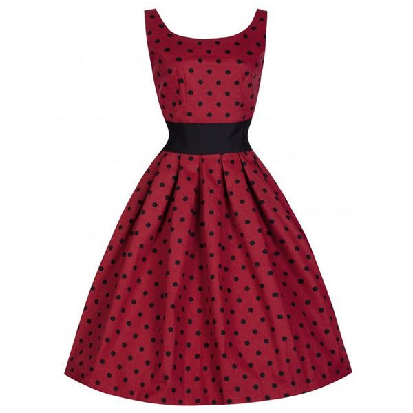 Five more Christmas party dresses ❤ liked on Polyvore featuring dresses, christmas cocktail dresses, red dress, christmas dresses, red christmas dress and red cocktail dress