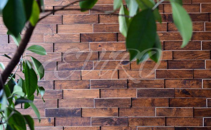 Компания «ЕВиРО» представляет абсолютно новый продукт на белорусском рынке – интерьерную 3D-плитку из массивной древесины .Являясь абсолютно экологичными продуктом, плитка удивительным образом преобразит Ваш интерьер, придаст ему неповторимость и эксклюзивность. Она выполнена из массивной древесины дуба и покрыта натуральными экологическими маслами.