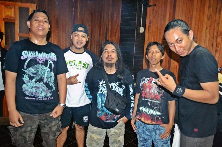 #NothingToShow #musicevent #GorontaloIndie #Band #headbanger #metalheads