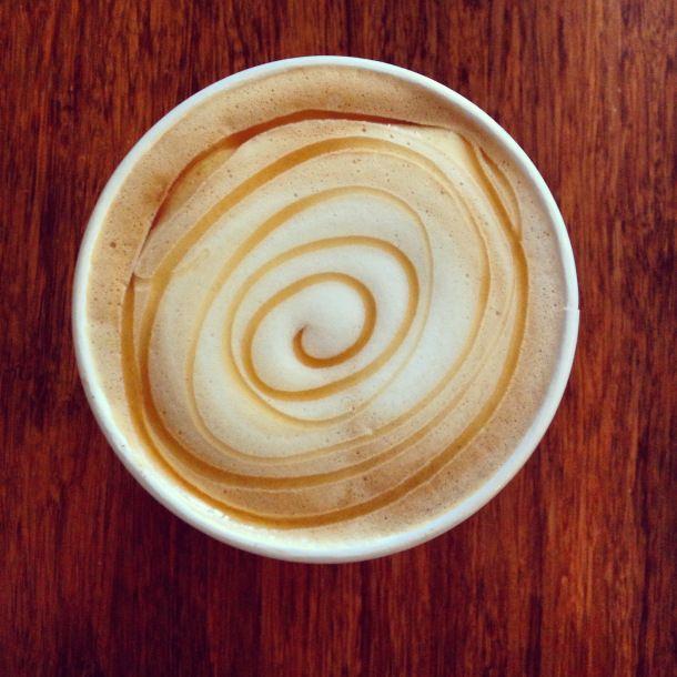 Caramel Apple Latte - Espresso Post, Collingwood