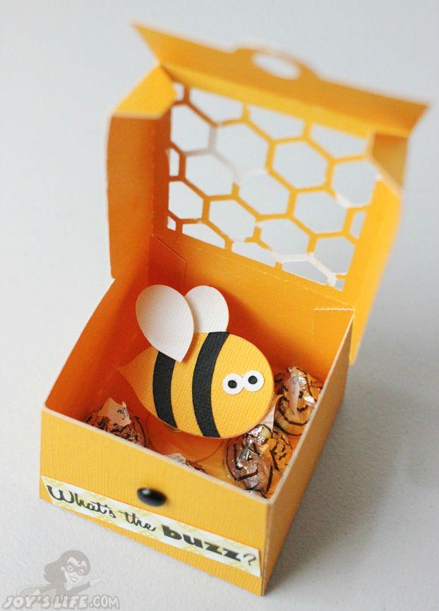 3D Bee Box Surprise at www.joyslife.com