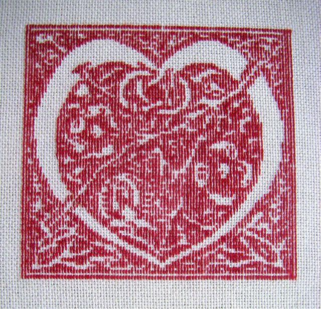 КЕЛЬТСКОЕ СЕРДЦЕ CELTIC HEART (Изнанка)