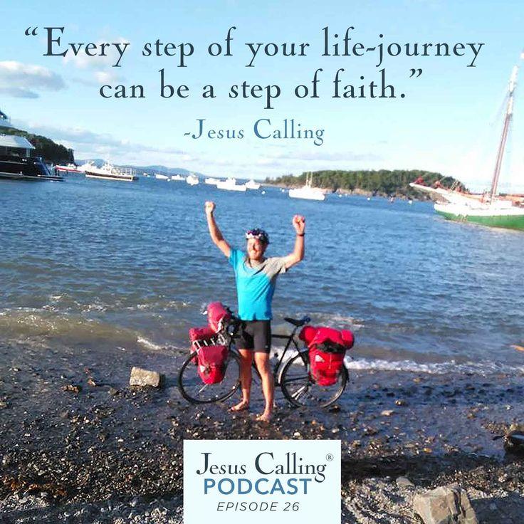 A Ride of Faith: Biking Across America with Jesus Calling