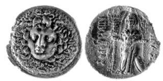 La Toge Et Le Glaive: Méduse : Mythe Et Symbolique. (Partie 2.)