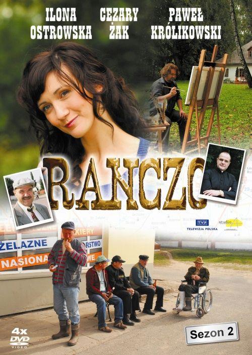 ulubiony film polski: Ranczo - wszystkie sezony :)