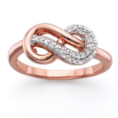 infinite promise 1 10 ct t w 14k gold