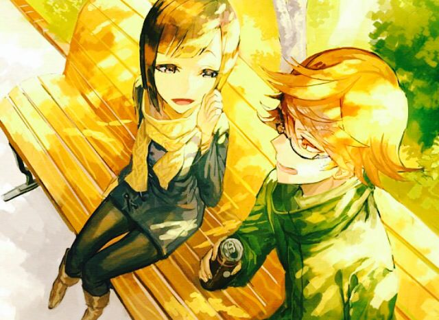 """""""Trusting a human is difficult, but, if it's you, then it's probably fine if I'm betrayed."""" - Nishio Nishiki Anime/ Manga 
