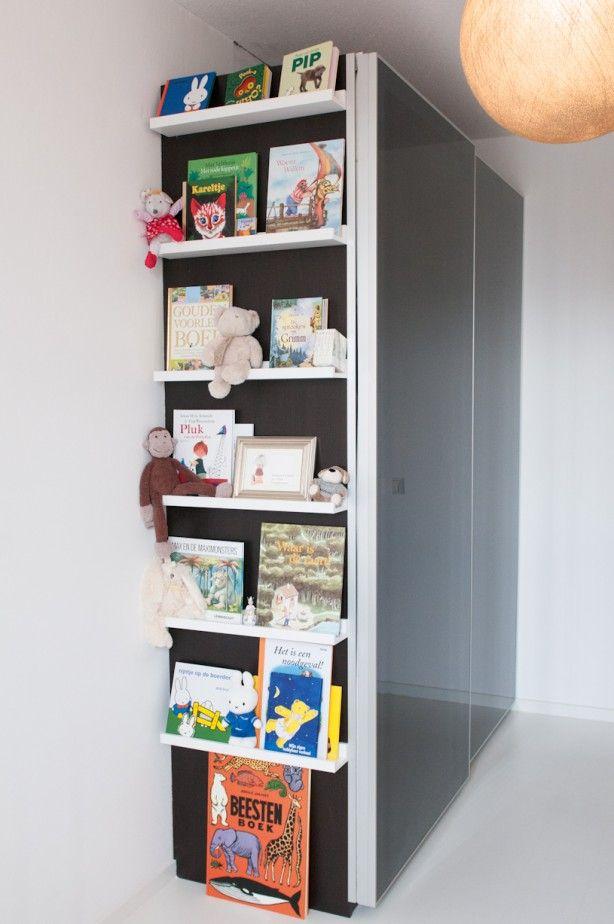 Leuk voor de boekjes op de kinderkamer