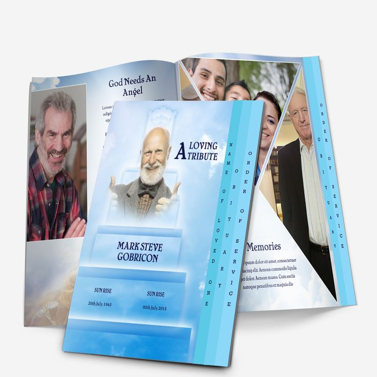 Create an everlasting keepsake of your loved one Edit the template easy Print-Ready (Borderless,2 8.5 x 11 Sheets) For Microsoft Word(FREE TRIAL) Expert Support available by E-mail & Phone Download now and start sharing memories in minutes
