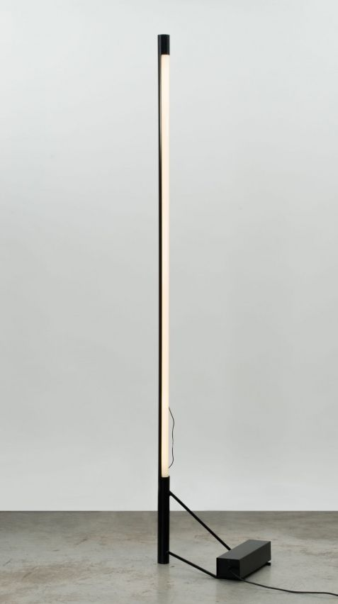 Reform kitchen light inspiration gino sarfatti enameled steel floor lamp for arteluce