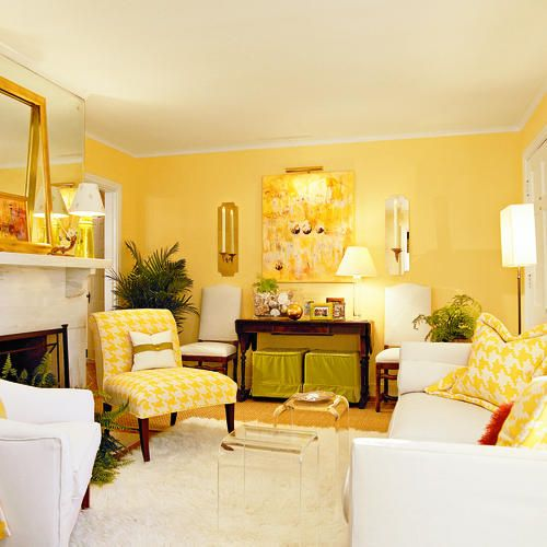 50 best home // yellow rooms images on pinterest