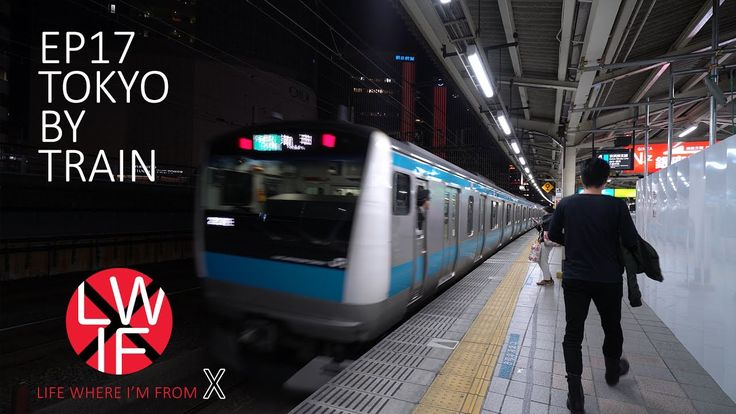 Tokyo by Train