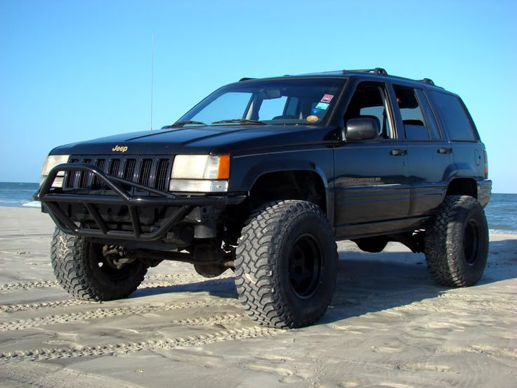 zj and 33s on 3.5? - JeepForum.com