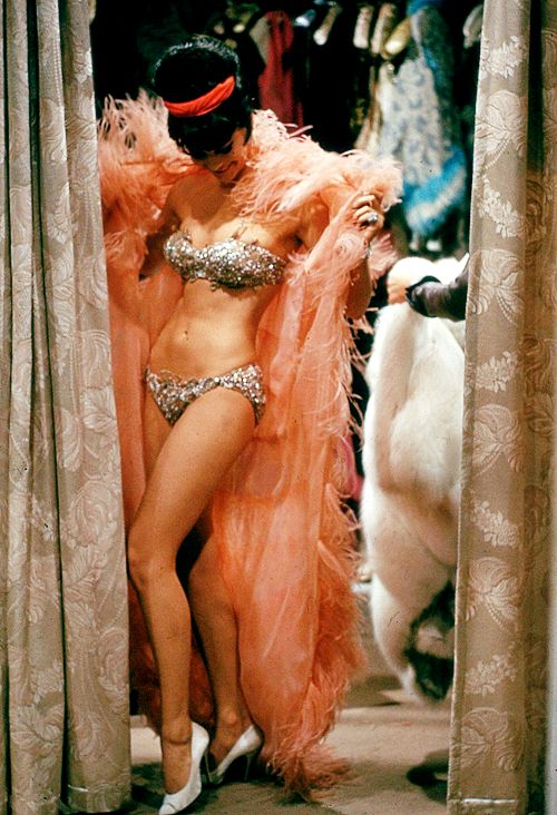 NATALIE WOOD IN GYPSY. THE HOKEY POKEY MAN AND AN INSANE HAWKER OF FISH BY CONNIE DURAND. AVAILABLE ON AMAZON KINDLE.