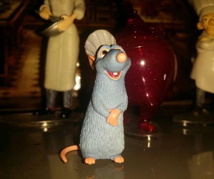 Disney Pixar Ratatouille Character Cast Gift Pack Toy 7 Figures   Toys & Hobbies, TV, Movie & Character Toys, Disney   eBay!