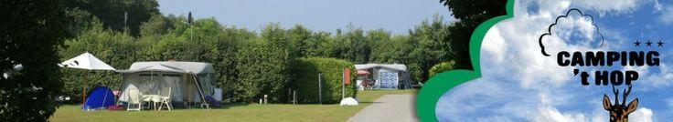 Camping 't Hop.nl - overdekt zwembad met peuterbad en luxe sanitairgebouw