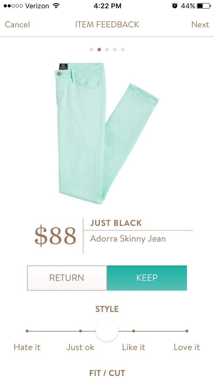 Just Black Adorra in seafoam. Perfect for spring and summer