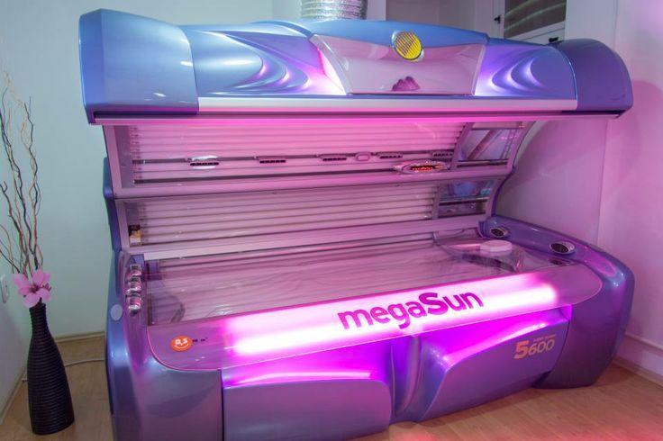 Solarium Mega sun 5600
