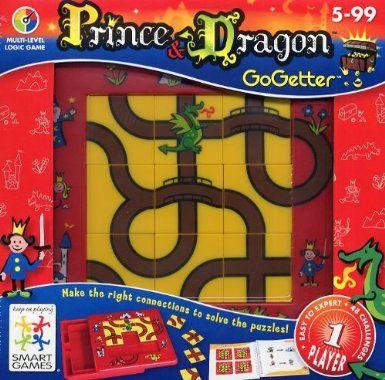 Smart Games - SG 003 - Jeu enfant - Gogetter Prince Et Dragon - Jeu De Réflexion Et De Logique: 23 € ok