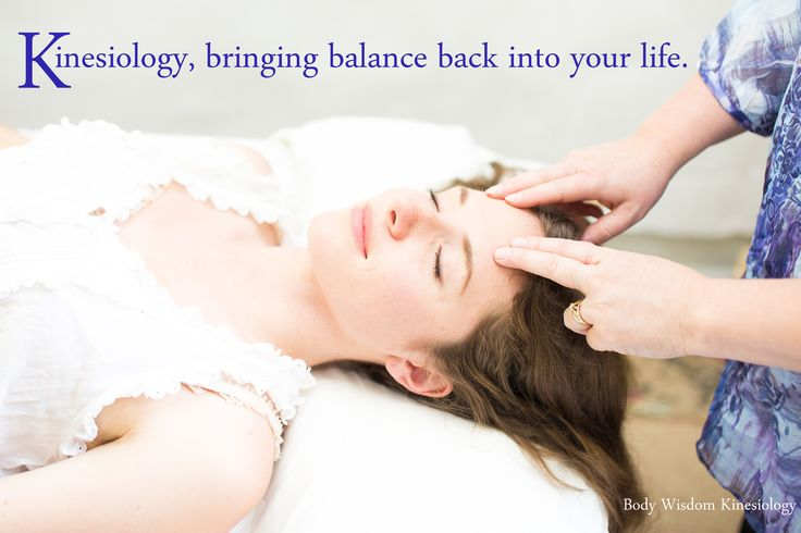 Re-energise yourself with a kinesiology balance