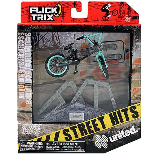 Flick Trix Street Hits [United]