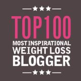 2013 Top 100 Most Inspirational Weight Loss Bloggers
