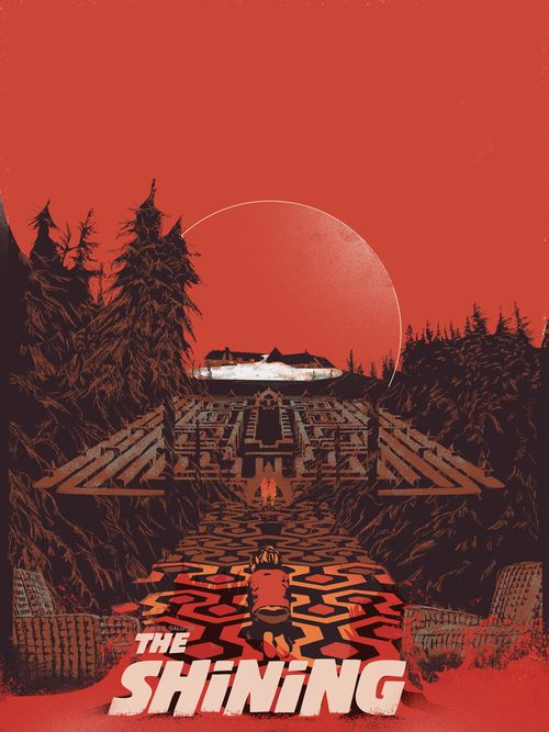 The Shining by Fro Design Co.